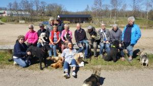 utflykt till Grevagården 3-4 maj 2017